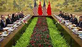 Çin ile ABD, ticaret müzakerelerinde 'prensipte fikir birliği' sağladı