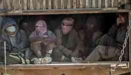 DSG, 280 IŞİD militanını daha Irak'a teslim etti