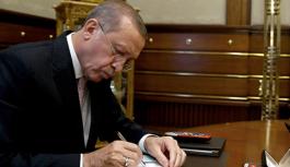 Erdoğan kendine bir danışman daha atadı