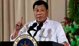 Filipinler Devlet Başkanı Duterte, ülkesinin koloni dönemden kalan ismini değiştirebilir