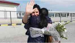 Gazeteci Zehra Doğan tahliye oldu