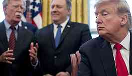 Hamaney: 'Kahrolsun Amerika' demek 'Kahrolsun Trump, Bolton ve Pompeo' demektir