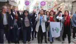 HDP'de seçim coşkusu büyüyor