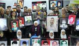 HDP Diyarbakır eşbaşkan adayları kayıp yakınların eylemine katıldı