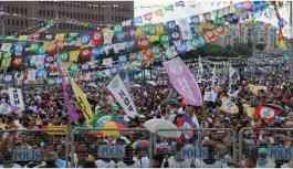 HDP'nin İstanbul mitingine izin çıktı