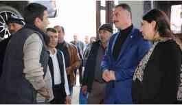 HDP Şırnak'ta seçim çalışmalarına hız verdi