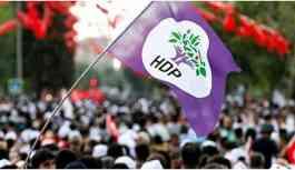 HDP tecride karşı İstanbul'da yürüyüş düzenleyecek