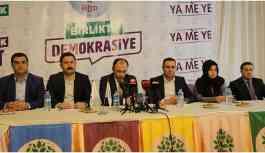 HDP Urfa büyükşehir adayı Cevheri lehine çekildi