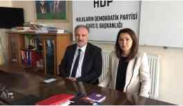 HDP'li Bilgen: Mal varlığınızı açıklayın