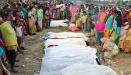 Hindistan'da kaçak içki 89 kişiyi öldürdü