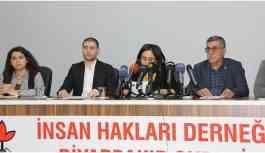 İHD bölge raporu: Adalet, hukuk ve demokrasi derinden zedelendi