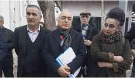İHD Malatya Şube Başkanı yargılandığı davada tahliye olmadı