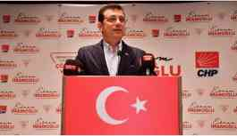 İmamoğlu İstanbul için çözüm projelerini açıkladı