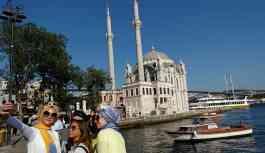İstanbul'a en çok Arap ve İranlı turist geldi