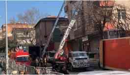 Kartal'da binaların tahliyesine devam ediliyor