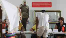 Küba'da ABD'nin karşı çıktığı anayasa değişikliği kabul edildi