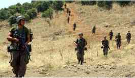Lice, Hani ve Genç üçgeninde askeri operasyon
