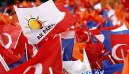 Liste dışı kalan AKP'li il binasını bastı