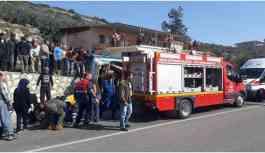 Tarım işçilerini taşıyan minibüs devrildi: 4 kişi yaşamını yitirdi