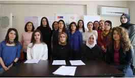Urfalı kadınlar: Kadın dostu kentler istiyoruz