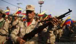 Venezuela'da insani yardım krizi: Ordu teyakkuzda