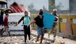 Venezüella İletişim Bakanı: Muhalefet, sınırdaki sivilleri öldürmeyi planladı