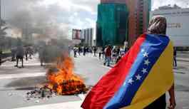 Venezüella'nın Kosta Rika'daki...