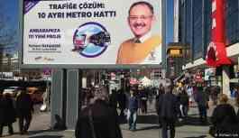 Ankara'da seçim değil geçim havası var