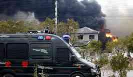 Atina'da Rus Konsolosluğu'na 'el bombası' atıldı