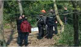 Belgrad Ormanı'nda bir erkek ölü bulundu