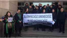 ÇHD'li avukatların tutukluluk halinin devamına karar verildi