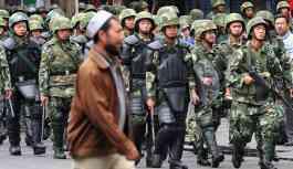 Çin'den Sincan açıklaması: 2014'ten bu yana 13 bin kişi gözaltına alındı