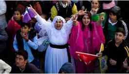 Cizre halkı iradesinin rengini belli etti