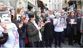 Cumartesi Anneleri Ali Kırlangıçlı'nın akıbetini sordu