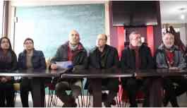 Devrimci Güçbirliği baskı ve yasakları protesto etti