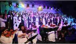 Diyarbakır'da çocuklara müzik ziyafeti