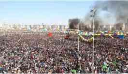 Diyarbakır'da yüzbinler Newroz'da: Bu özgürlük yürüyüşüdür