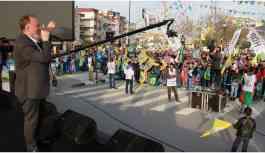 'Fatsa'da ve Amed'deki belediyecilik anlayışını her yere taşıyacağız'
