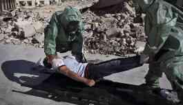 'Hama'da 21 kişi gaz zehirlenmesi belirtileriyle hastaneye kaldırıldı'