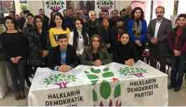 HDP Milletvekili Başaran: İktidar ülkenin geleceğini tehdit ediyor
