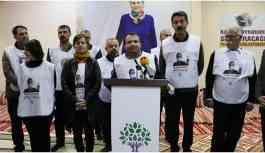 HDP'li iki vekil daha açlık grevine başladı