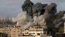İsrail, Gazze'ye saldırıyor