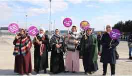 İstanbul'da kadınlar Bakırköy'ü renklendirmeye hazır