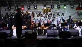 MA Müzik Orkestrası'ndan Newroz provası