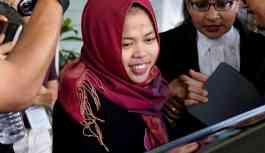 Malezya'daki Kim Jong-nam davasında yargılanan sanığa tahliye