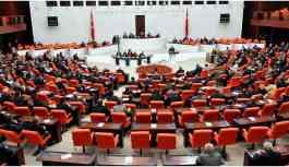 Meclis'te kartvizit düzenlemesi: Türkçe dışındakiler paralı!