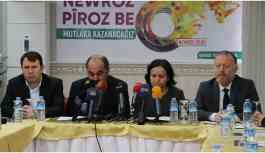 Newroz Deklarasyonu açıklandı: Mutlaka kazanacağız, tecridi kıracağız!