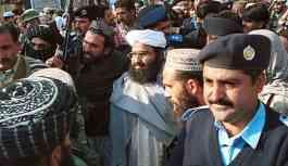 'Pakistan, Hindistan'la kriz yaratan örgütün liderini hastaneden çıkardı'