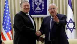 Pompeo: İsrail'in ABD'den iyi dostu yok