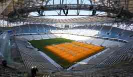 Rus stadyumu dünyanın en iyisi seçildi
